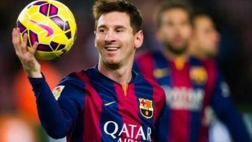 Лионель Месси признан лучшим футболистом Аргентины, играющим за границей