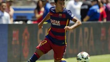 Рафинья хочет больше игровой практики в «Барселоне»