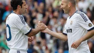 Луиш Фигу: «Уверен, что Зидану стоит попробовать возглавить «Реал»