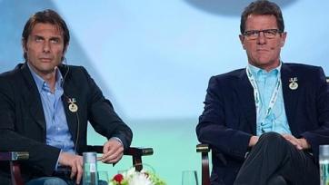 «Реал» рассматривает кандидатуры Капелло и Конте