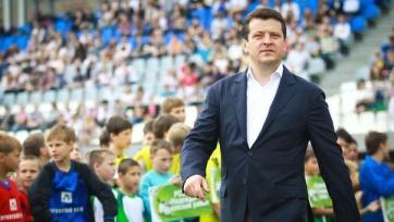 Мэр Казани ждёт от «Рубина» победы в Лиге Европы