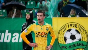Сергей Ткачёв останется в «Кубани»?