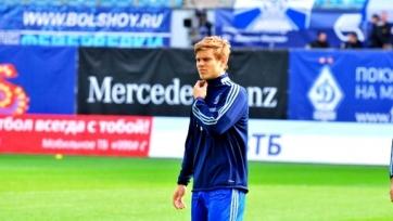 Александр Кокорин намерен вернуться к тренировкам раньше остальных игроков «Динамо»