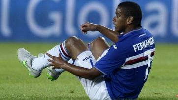 Фернандо Лукас может сменить «Сампдорию» на «Фиорентину» или «Ювентус»