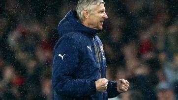 «Арсенал» провёл тренировку в пятницу, несмотря на Рождество