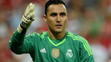Навас: «Болельщики «Реала» будут гордиться командой в конце сезона»