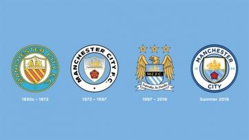 «Ман Сити» презентовал новую эмблему клуба