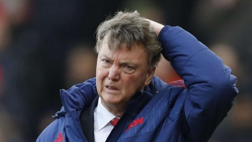 Ван Гаал: «Мы проиграли эту встречу ещё в первые 45 минут»