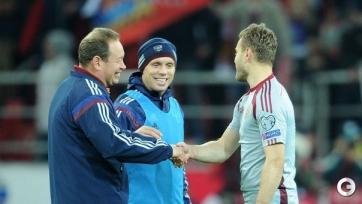 Леонид Слуцкий: «Матч с Португалией стал лучшим под моим руководством»