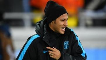 Неймар: «Я настроен на продление контракта с «Барселоной»