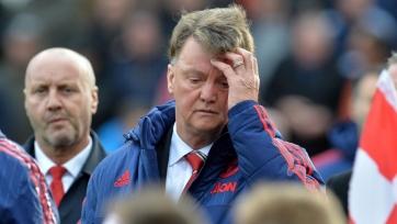 Луи ван Гаал будет руководить «МЮ» в матче против «Челси»