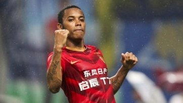Робиньо в начале следующей недели покинет «Гуанчжоу Эвергранд»