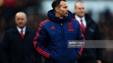 «Манчестер Юнайтед» готовился к матчу против «Челси» под руководством Райана Гиггза