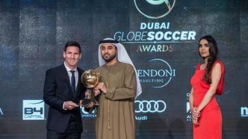 Лионель Месси признан игроком года, «Барселона» — лучший клуб