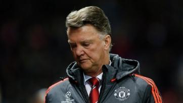 Луи ван Гаал будет уволен после матча с «Челси»?