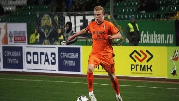 Официально: Вячеслав Подберёзкин — игрок «Краснодара»