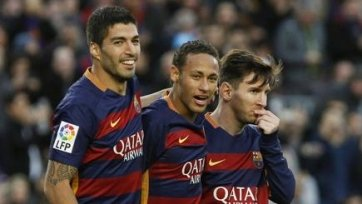 Жерар Пике сравнил тройку нападающих «Барселоны» с трио «Голден Стэйт»