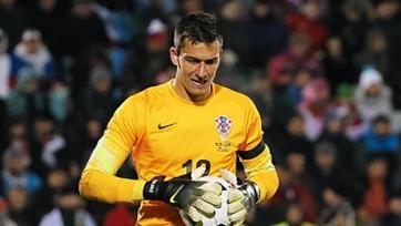 «Лацио» усилится вратарём хорватской сборной