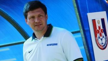 Андрей Гордеев остаётся у руля «Мордовии»