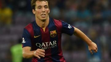 Официально: Капитан «Барселоны Б» подписал контракт с «Бенфикой»
