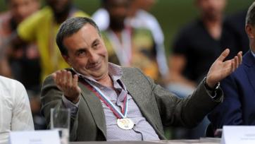 Евгений Гинер: «Надеюсь, мы не подведём вас и завоюем золотые медали»