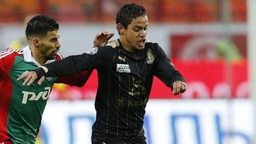 Карлос Эдуардо намерен расторгнуть контракт с «Рубином»