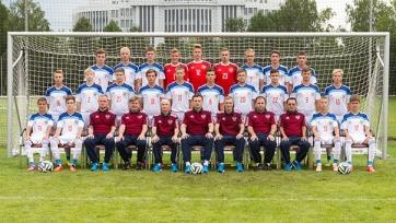 Стал известен состав молодёжной сборной России на Мемориал Гранаткина