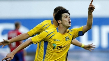 Форвард «Ростова» попал на карандаш к «Сток Сити»