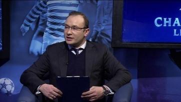 Уткин поздравил Генича с победой в номинации «лучший комментатор года»
