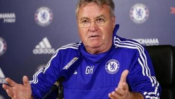 Гус Хиддинк: «Я рассчитываю на всех игроков «Челси»