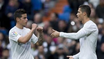 «Реал» обыграл «Реал Сосьедад» и вышел на первое место