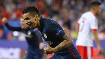 «Атлетико» добыл три очка в матче с «Райо»