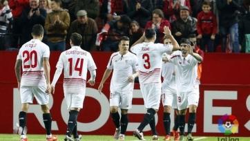 «Севилья» забила два безответных мяча «Эспаньолу»