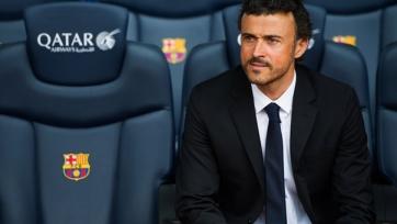 Луис Энрике поставил «Барселоне» девятку
