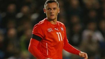 «Эвертон» намерен подписать форварда молодёжной сборной Швейцарии