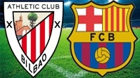 Атлетик - Барселона Обзор Матча (20.01.2016)
