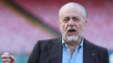 Аурелио Де Лаурентис: «В «Наполи» придёт топ-игрок»