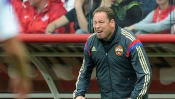 Леонид Слуцкий: «Хочу пожелать болельщикам больше верить в наш футбол»