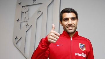 «Атлетико» официально подтвердил приобретение Аугусто Фернандеса