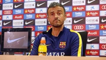 Луис Энрике считает, что «Реал», «Барселона» и «Атлетико» поборются за первое место