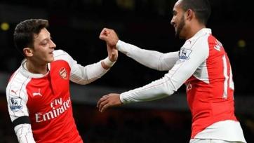 Уолкотт: «Озил демонстрирует лучший футбол в карьере»