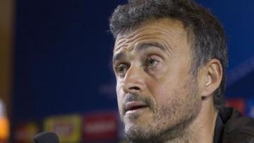 Луис Энрике: «Ничья – справедливый исход каталонского дерби»