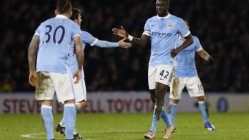 «Манчестер Сити» вырвал победу в Уотфорде