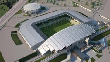 «Удинезе» завершил обновление своего стадиона