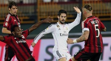 Tuttosport: «Милан» готов побороться за Иско