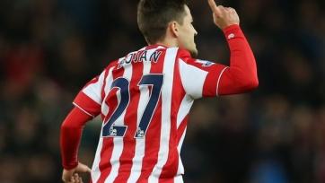 Боян Кркич может покинуть «Сток Сити» всего за 10 миллионов фунтов