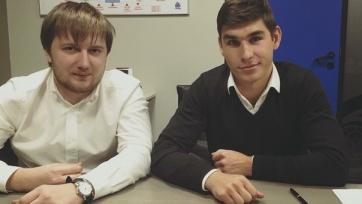Официально: Остаток сезона Малиновский проведёт в «Генке»