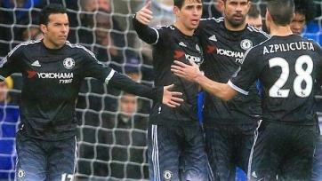 «Челси» одержал первую разгромную победу в нынешнем сезоне