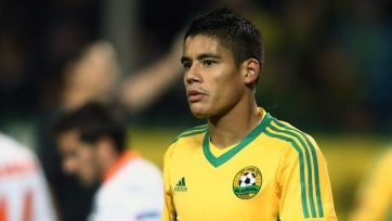 На этой неделе должен быть решён вопрос с переходом Лоренсо Мельгарехо в «Спартак»