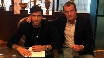 Официально: Рикардо Альварес — игрок «Сампдории»
